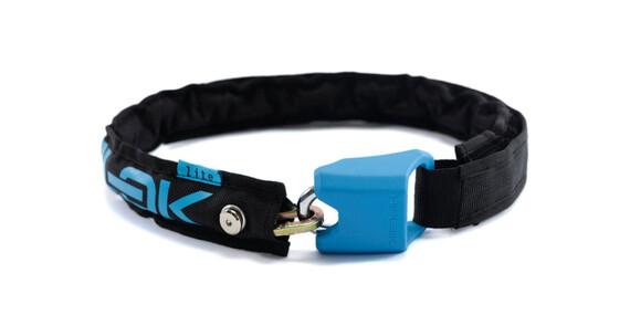 Hiplok Lite slot blauw/zwart